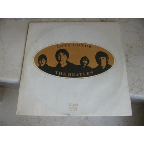 The Beatles – Love Songs = Любовные Песни (Bulgaria )(2xLP) LP