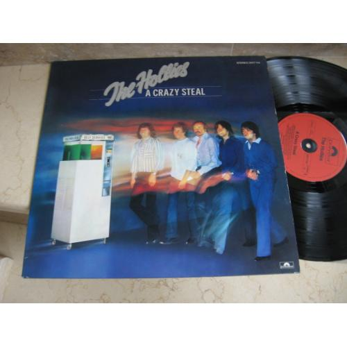 The Hollies ‎– A Crazy Steal ‎   ( Germany ) LP