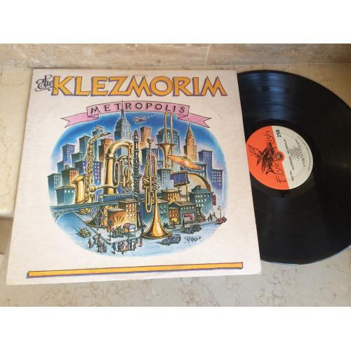 The Klezmorim – Metropolis    (USA  )    JAZZ LP