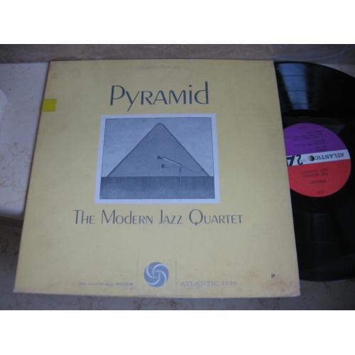 The Modern Jazz Quartet – Pyramid ( USA )LP