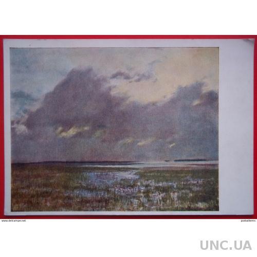 10816 И.Левитан. потоп