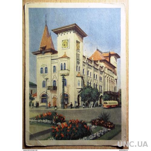 11314 Россия. Саратов. консерватория