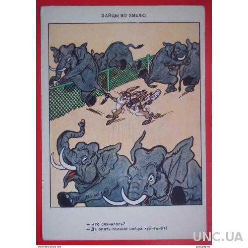 11416 Советский юмор. В зоопарке