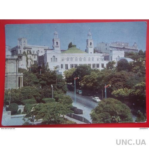 11421 Баку. Филармония
