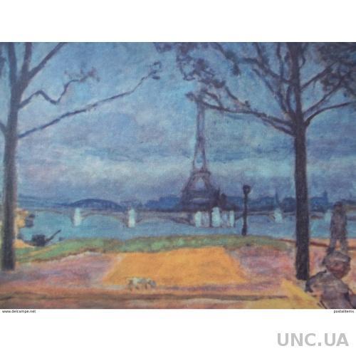 12542 P.Bonnard. Ле-Пон-де-Гренель. Париж