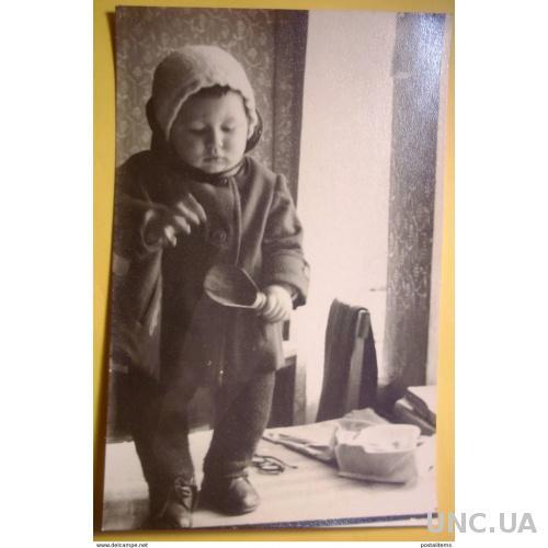 12934 СССР. Советский ребенок с 1961 года +