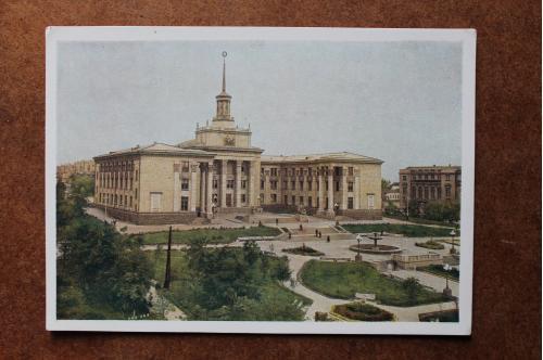 14271 Луганск. Дом техники