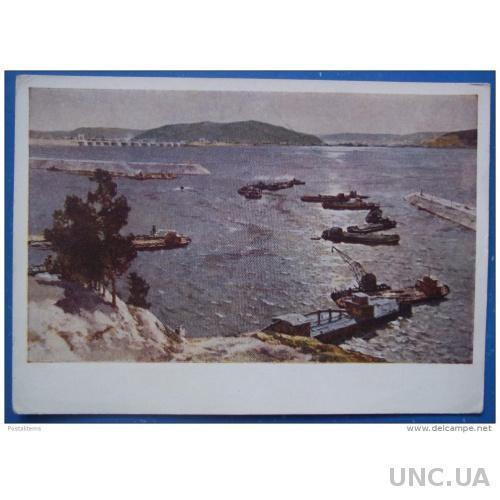 2680 Открытая открытка Картахёв. Жигулевское море