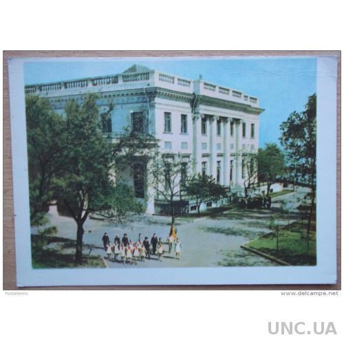 3326 Одесса. Дворец пионеров и школьников