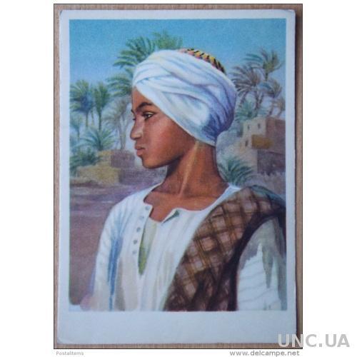 4635 Мальчик из Асуана. Египет