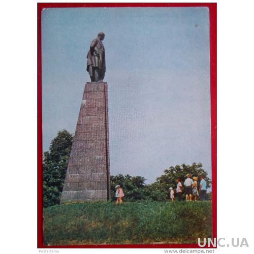 5447 Kaniv. Украина. Памятник Тарасу Шевченко