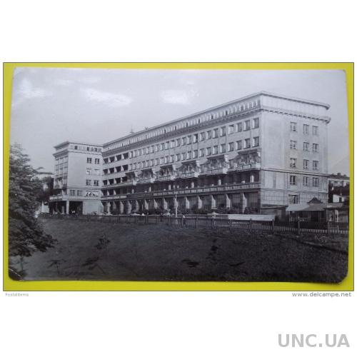 7007 Россия. Горький. Гостиница. 1953