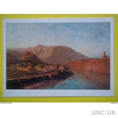 8189 Лев Лагорио. Старый Тбилиси