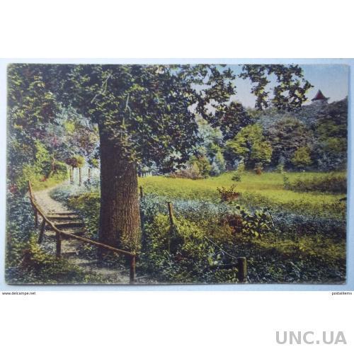 9443 Ansichtskarte Bad Freienwalde (Одер). CPA