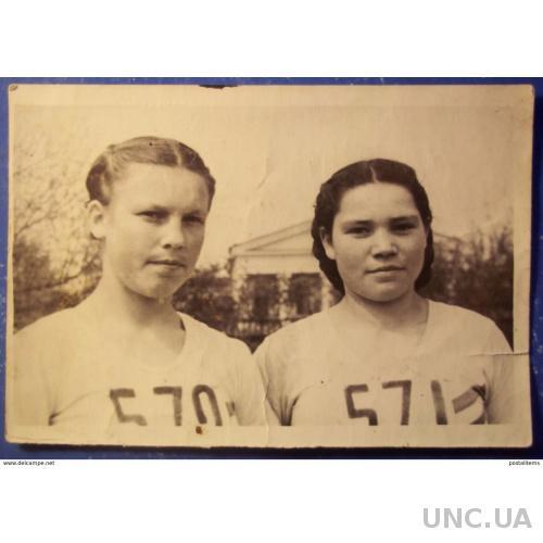Советские спортсменки после Второй мировой войны