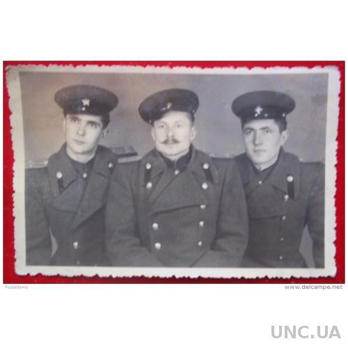 СССР. Советские чиновники в Германии. 1953