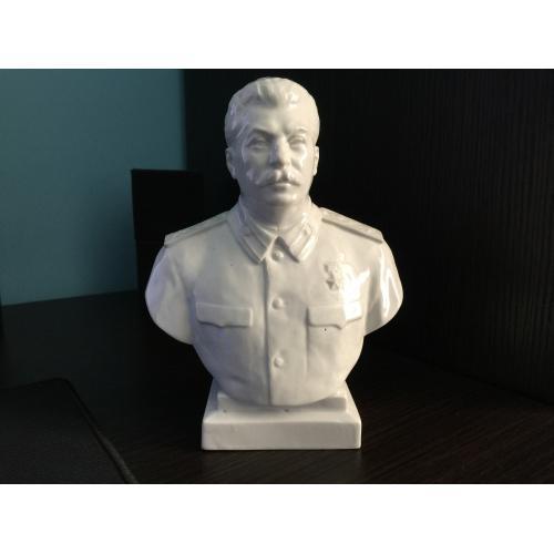 Бюст Сталина, Лфз, В/Сорт, 1950-1960-е года