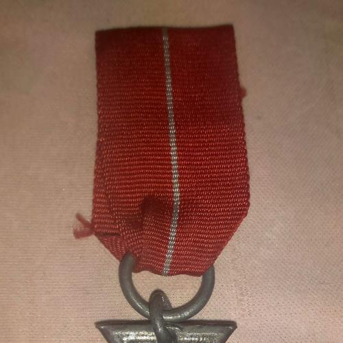 Крест за верную службу на таможне.Оригинал /Für treuen Dienst im Zollgrenzschutz.3 Reich