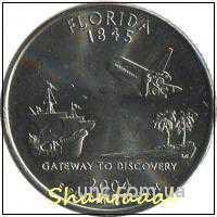 Shantal, 25 центов 2004, Штат США Флорида