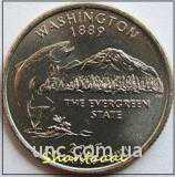 Shantal, 25 центов 2007, Штат США Вашингтон