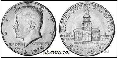 Shantaaal, 50 центов 1976 Джон Кеннеди