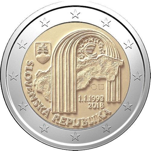 Shantaal, Словакия 2 Евро 2018 25 лет Словацкой Республики