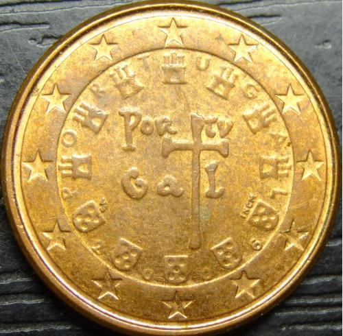 1 євроцент 2006 Португалія