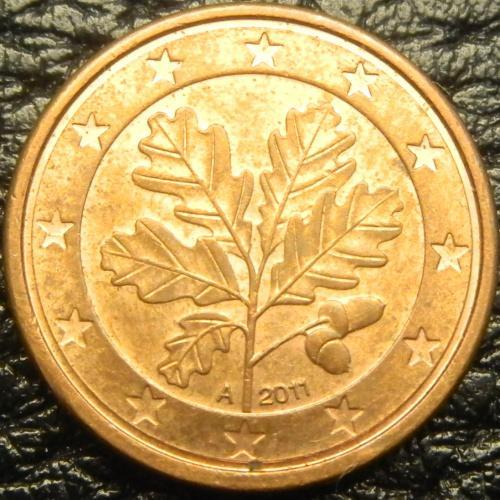 1 євроцент 2011 A Німеччина