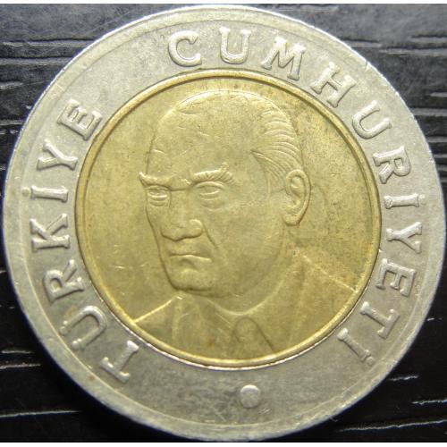 1 ліра 2005 Туреччина