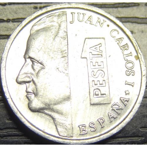 1 песета 1998 Іспанія