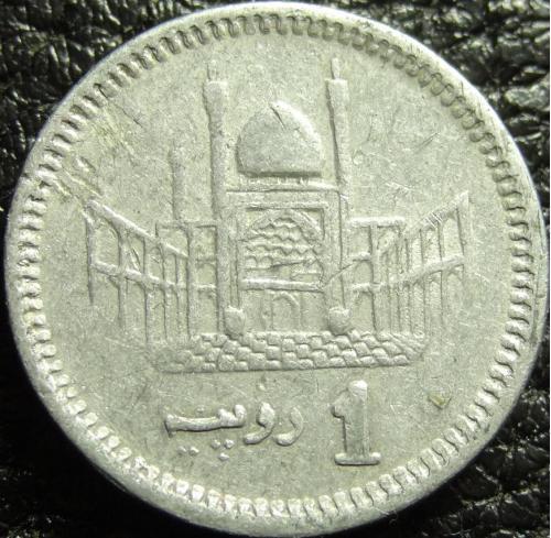 1 рупія 2012 Пакистан