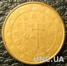 1 євроцент 2004 Португалія