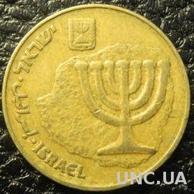 10 агорот 1991 Ізраїль