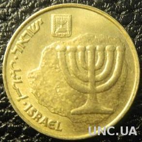 10 агорот 1996 Ізраїль