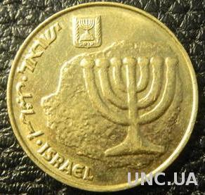 10 агорот 2008 Ізраїль