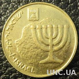 10 агорот 2009 Ізраїль