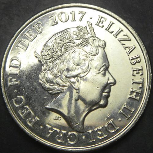 10 пенсів 2017 Британія