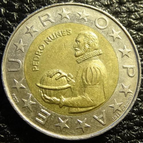 100 ескудо 1999 Португалія