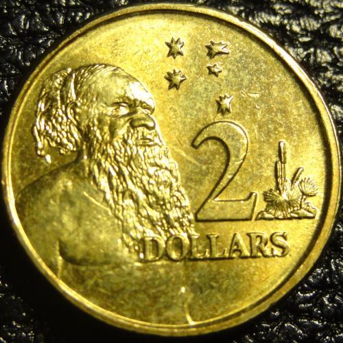 2 долара 2001 Австралія