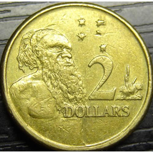 2 долара 2009 Австралія