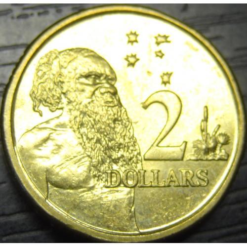 2 долара 2014 Австралія