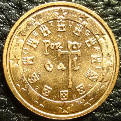 2 євроценти 2004 Португалія UNC рідкісна