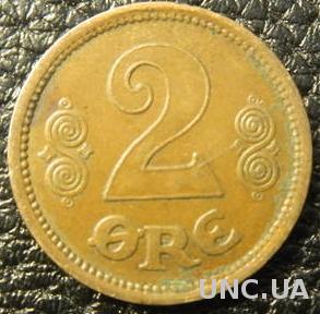 2 оре 1915 Данія