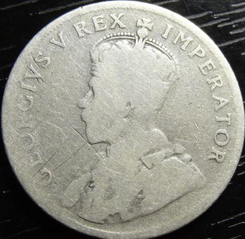 2 шилінга Південна Африка срібло