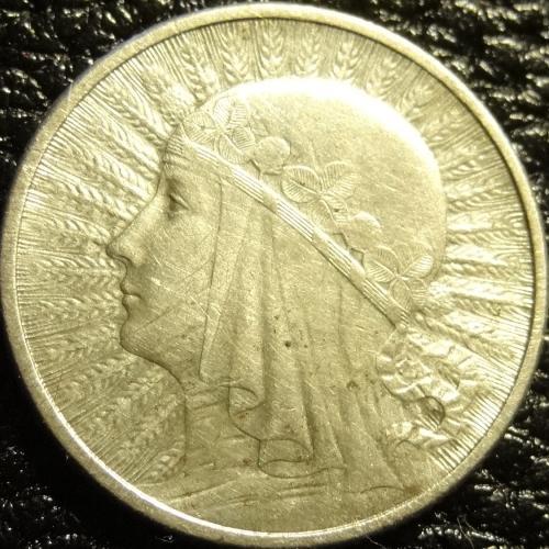2 злотих 1934 Польща срібло рідкісна