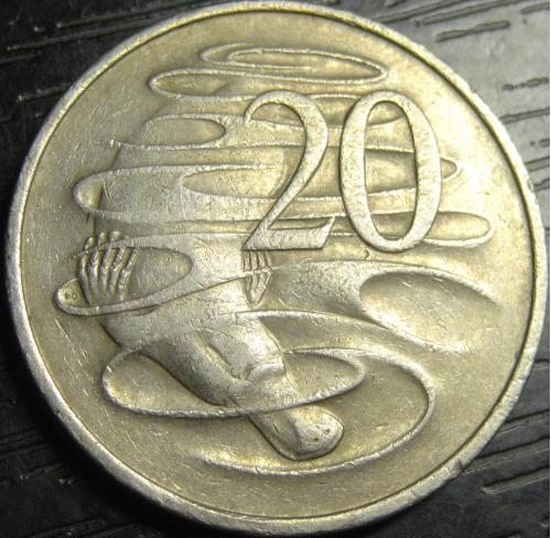 20 центів 1979 Австралія