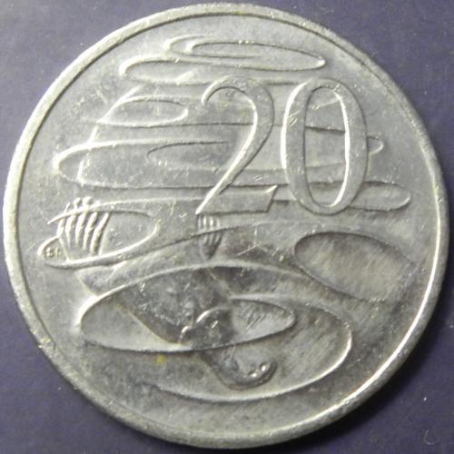 20 центів 2006 Австралія