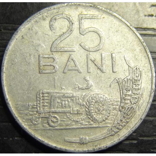 25 бані Румунія 1982