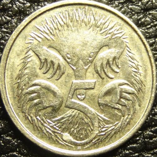 5 центів 2008 Австралія