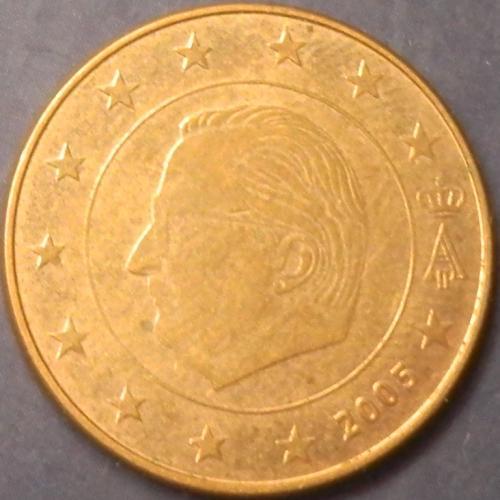 5 євроцентів 2005 Бельгія